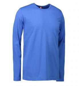 Interlock T-shirt   langærmet