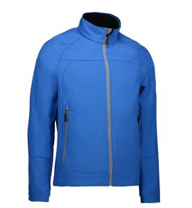Funktionel soft shell jakke