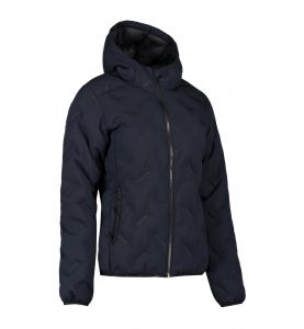 Woman quilted jacket