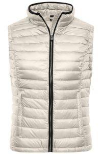 Ladies' Quilted Down Vest