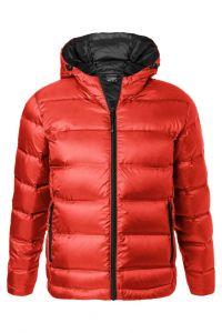 Men's Hooded Down Jacket