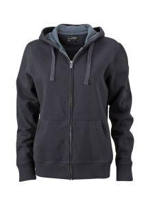 Ladies' Hooded Jacket