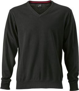 Men's V-Neck Pullover
