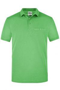 Men's Workwear Polo Pocket