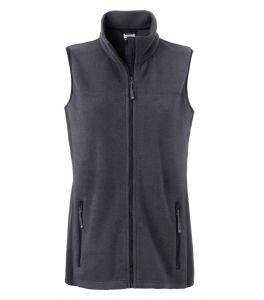 Ladies' Workwear Fleece Vest - STRONG -