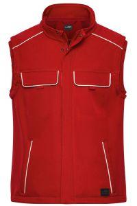 Workwear Softshell Vest - SOLID -