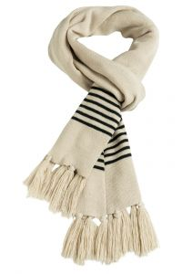 Fine Knitted Scarf