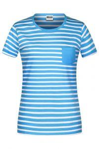 Ladies' T-Shirt Striped