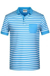 Men's Polo Striped