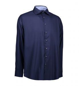 Non Iron-skjorte   kontrast