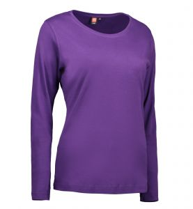 Interlock dame T-shirt