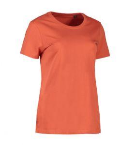 Hvor finder jeg økologiske T-shirt med O-hals   TRYK PÅ TØJ