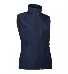 Funktionel softshell damevest