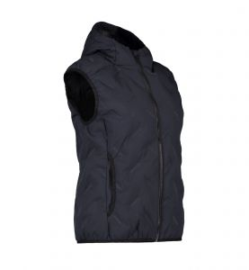 Woman quilted vest