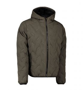Man quilted jacket
