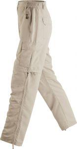 Men's Zip-Off Pants
