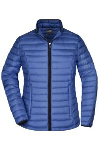 Ladies' Quilted Down Jacket