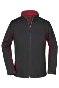 Ladies' Zip-Off Softshell Jacket