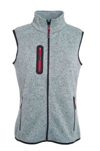 Ladies' Knitted Fleece Vest