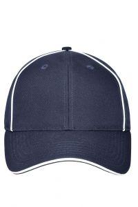 6 Panel Workwear Cap - SOLID -