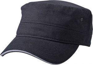 Military Sandwich Cap